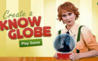 Penelope K, by the way: Create a Know Globe