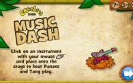 ZingZillas: Music Dash
