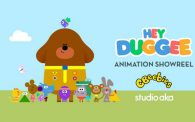 Hey Duggee: Jam Badge game