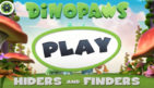Dinopaws: Hiders and Finders