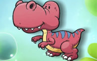 Cartoon Dinosaur Memory Challenge